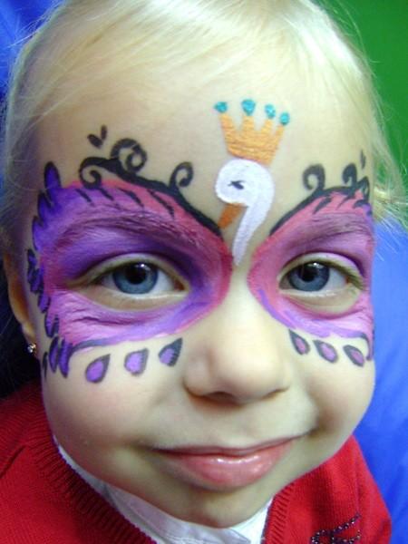 Мастер-класс по аквагриму на детский праздник