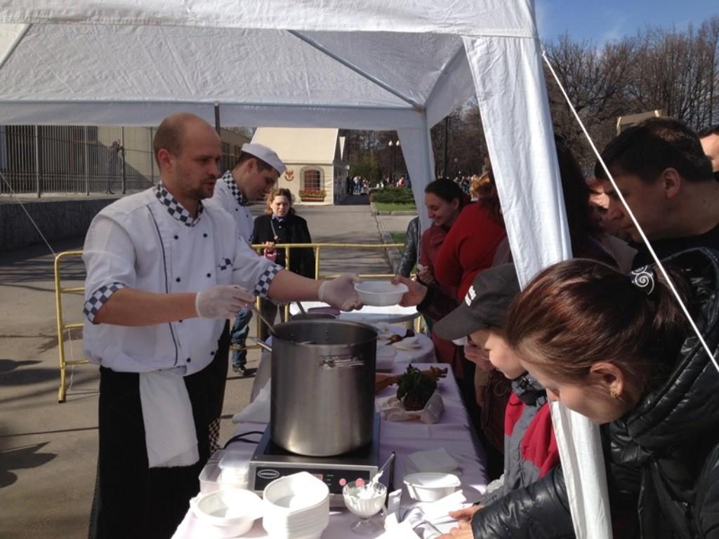 Кулинарный мастер-класс на выезд