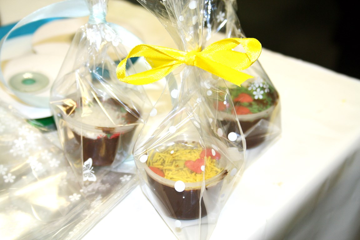 Мастер класс по созданию шоколадных конфет