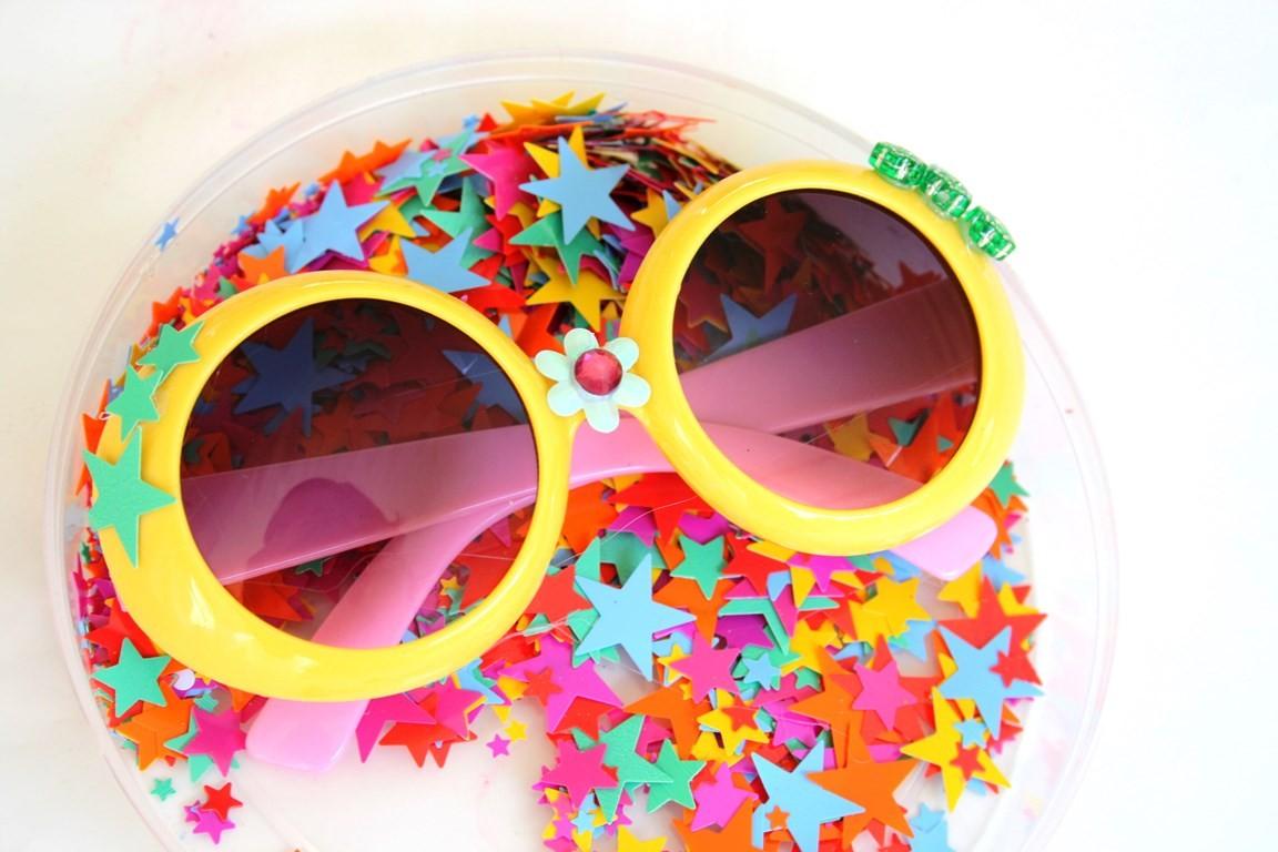 Солнечные очки мастер-класс