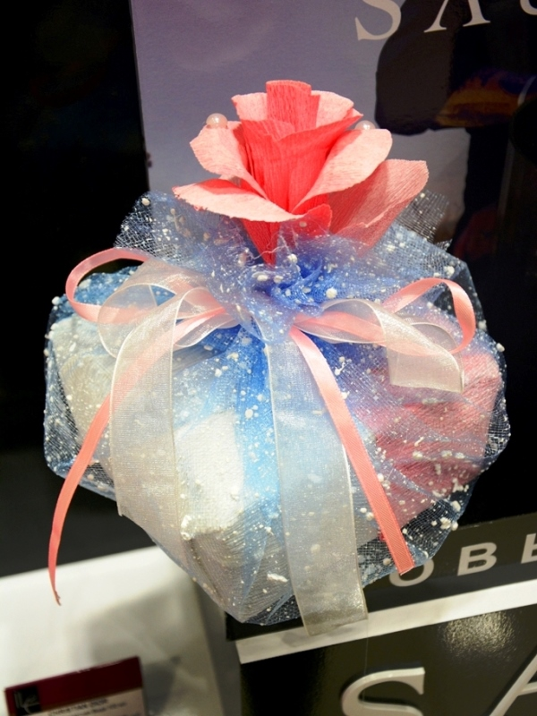 Упаковка подарков для промо акции