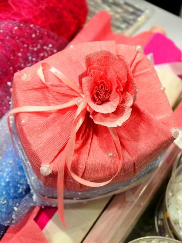 Упаковка подарков для промо