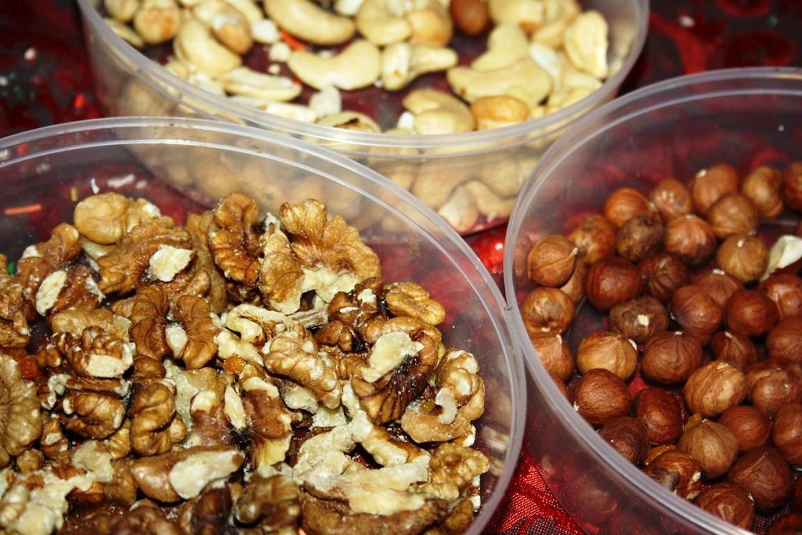 Ингредиенты для восточных сладостей