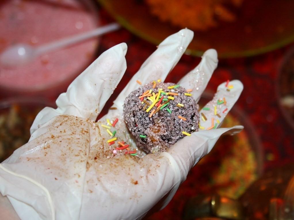 Индийские сладости приготовление