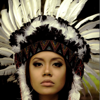 Головные уборы индейцев