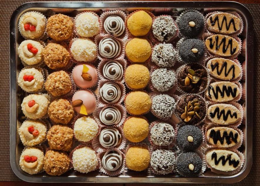 индийские сладости своими руками