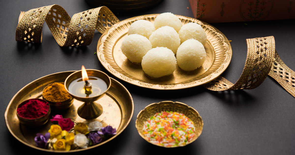 Индийские сладости мастер-класс