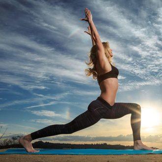 Мастер-класс по йоге