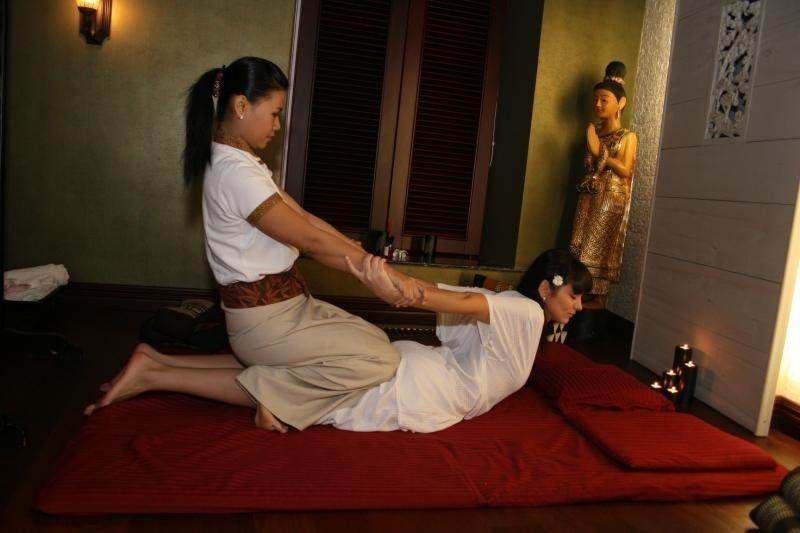Выездной мастер-класс по массажу