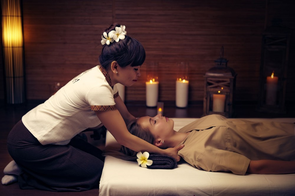 Тайский массаж на мероприятие