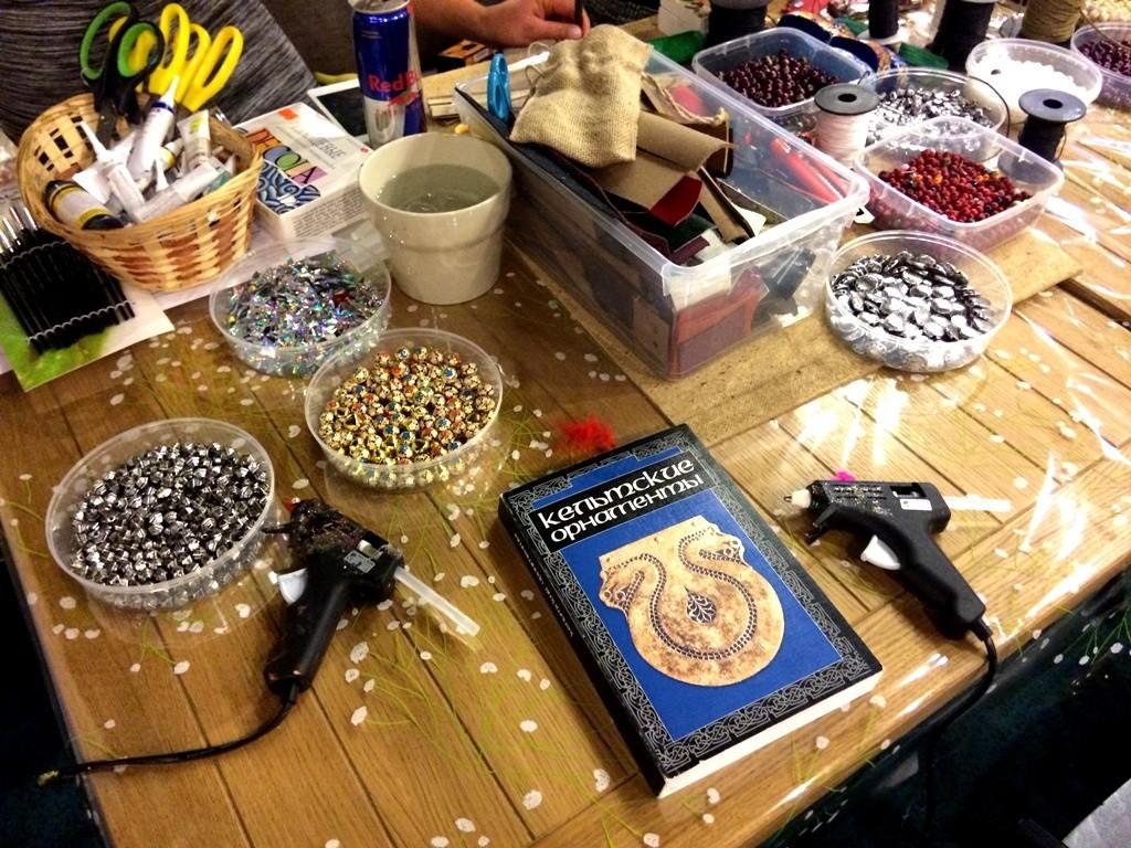 Мастер класс по изготовлению браслетов из кожи