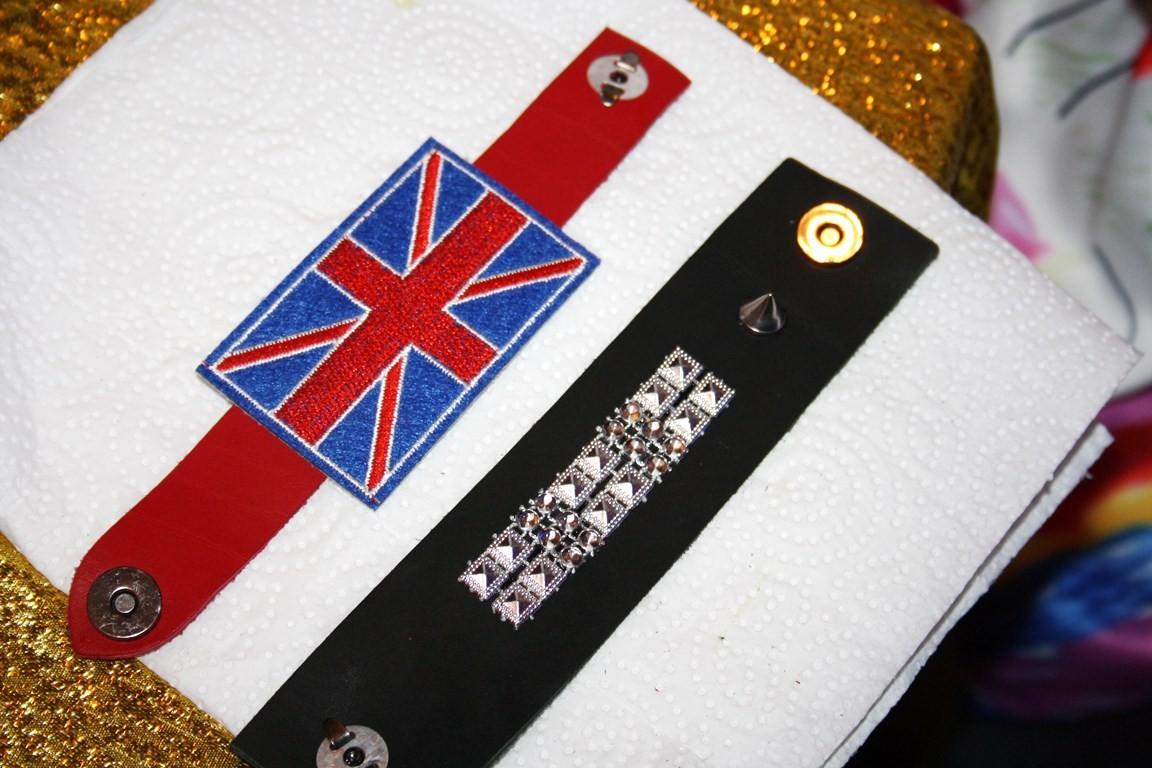 изготовление кожаных браслетов