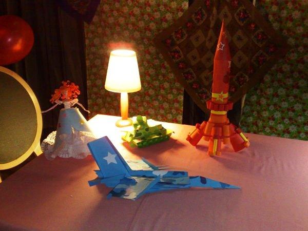 Создание игрушек из бумаги своими руками