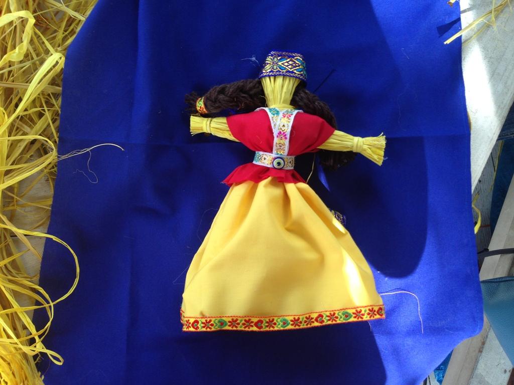 Куклы обереги мастер-класс