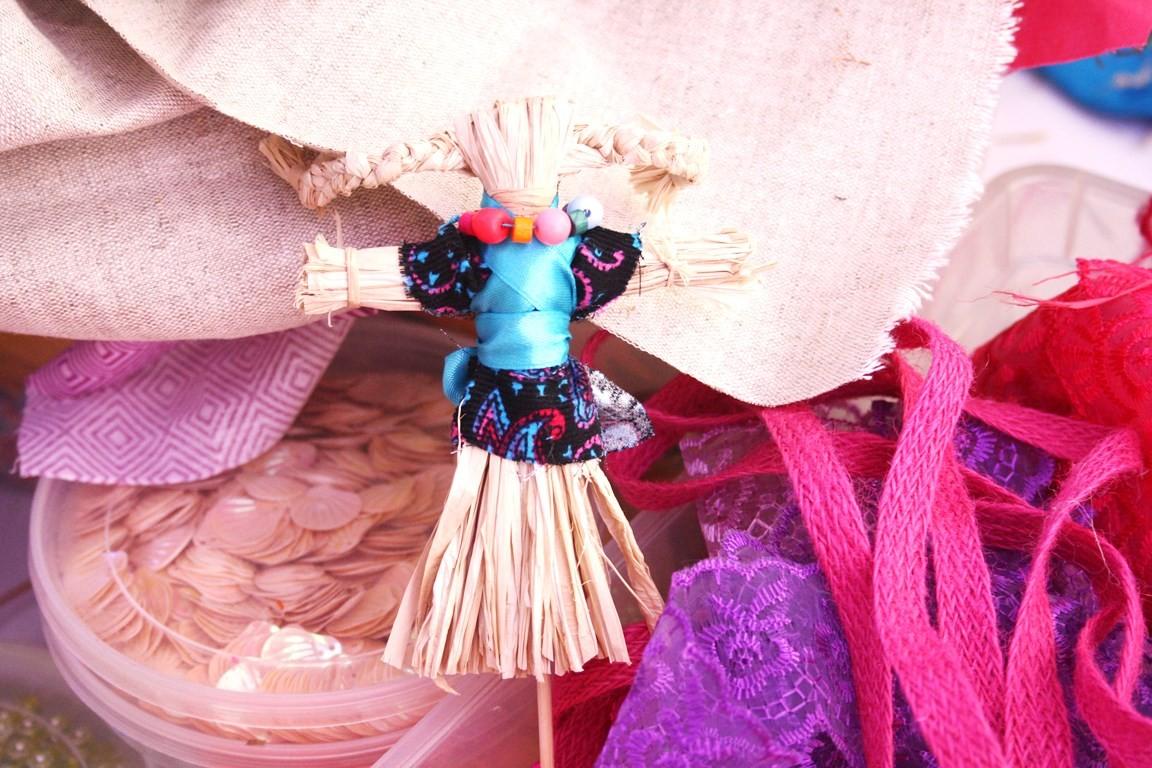 Куклы из соломы
