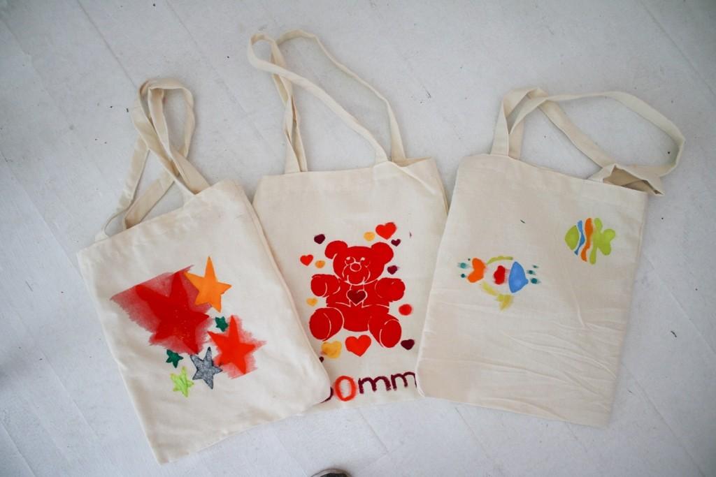 44df32cee24b Выездной мастер-класс по росписи холщовых сумок (эко-сумки)