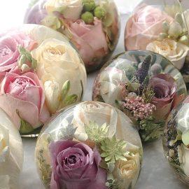 Цветы в глицерине мастер-класс