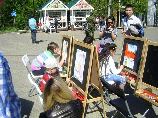 Рисование мастер-класс