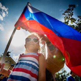 Роспись флагов