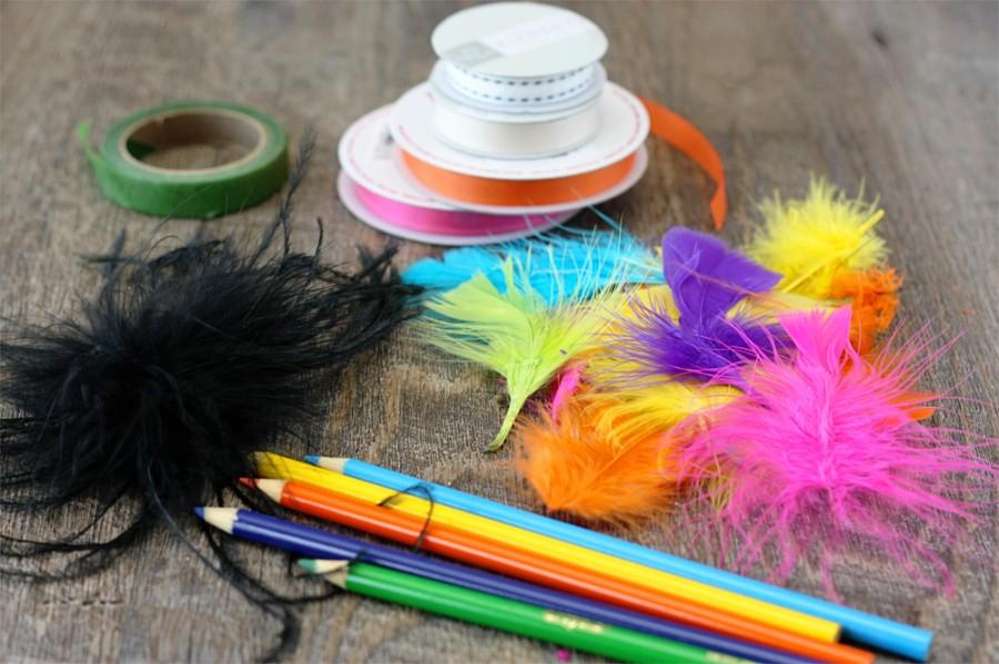 Мастер-класс по декорированию ручек и карандашей