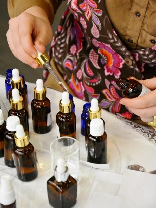 мастер-класс парфюмерия