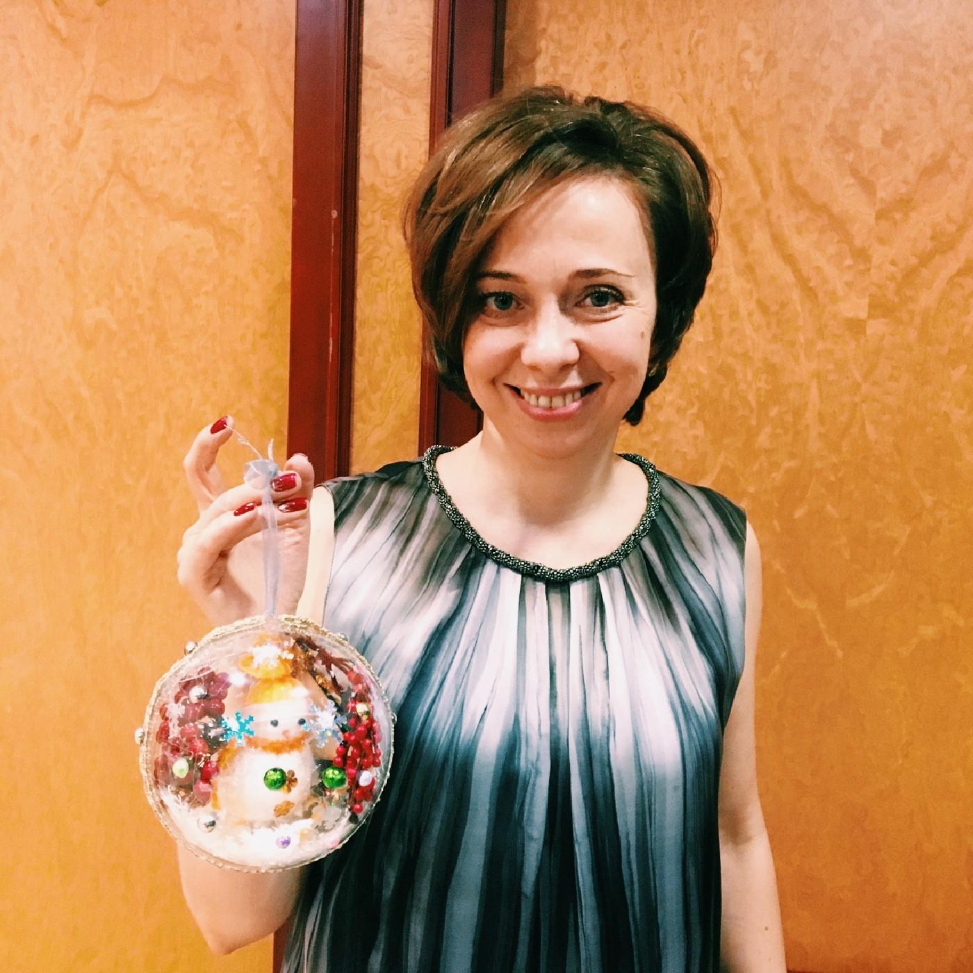 Волшебные шары с фото