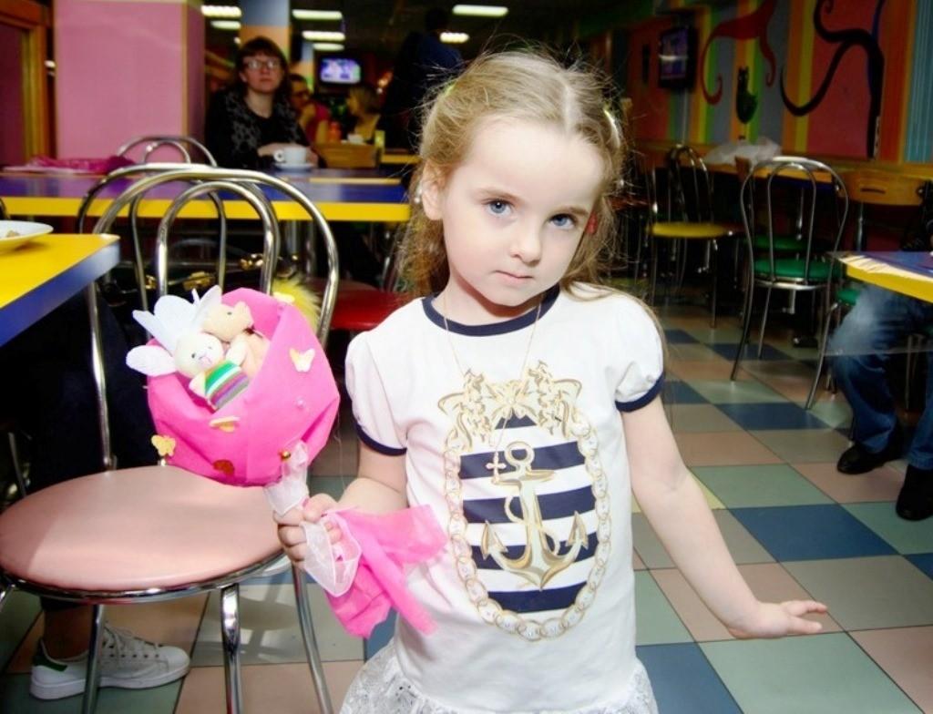 детский день рожденияя мастер класс