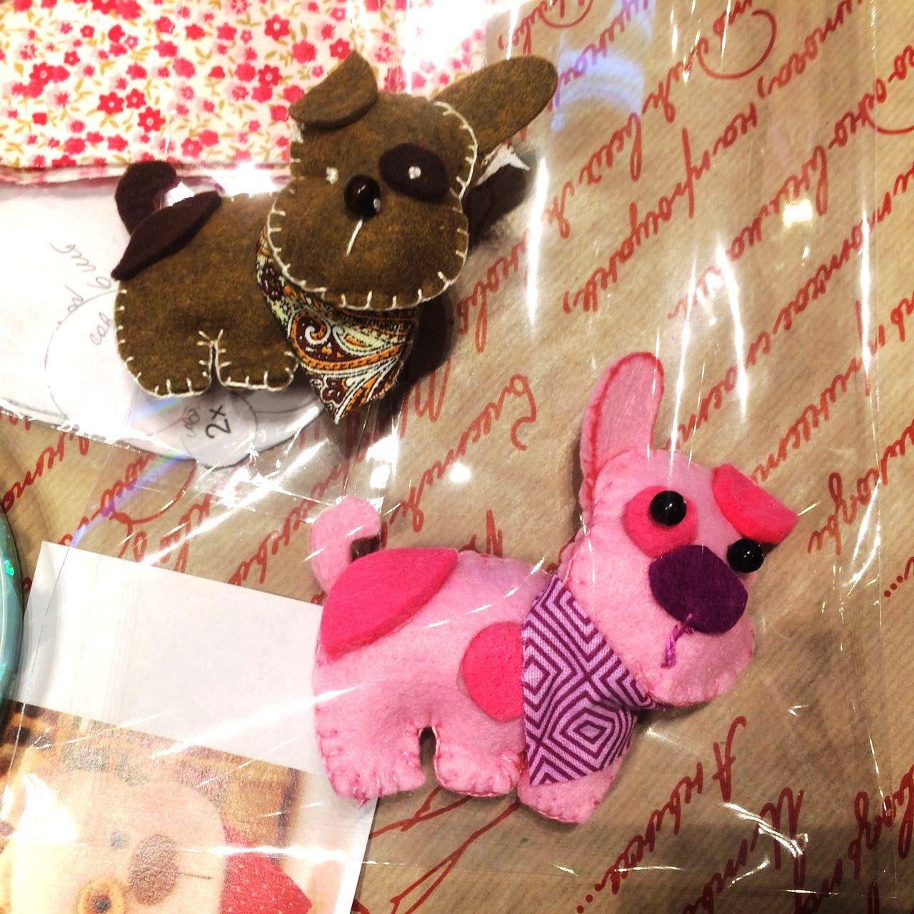 Мастер-класс по изготовлению игрушек из фетра