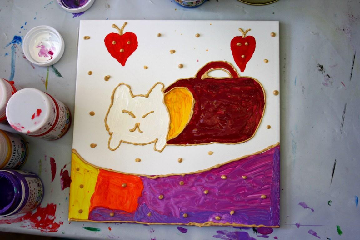 Плитка керамическая hand-made