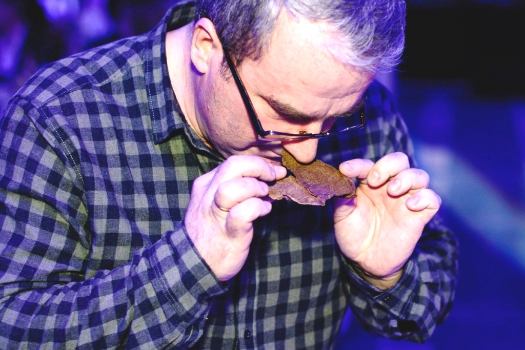 Мастер-класс по скручиванию сигар