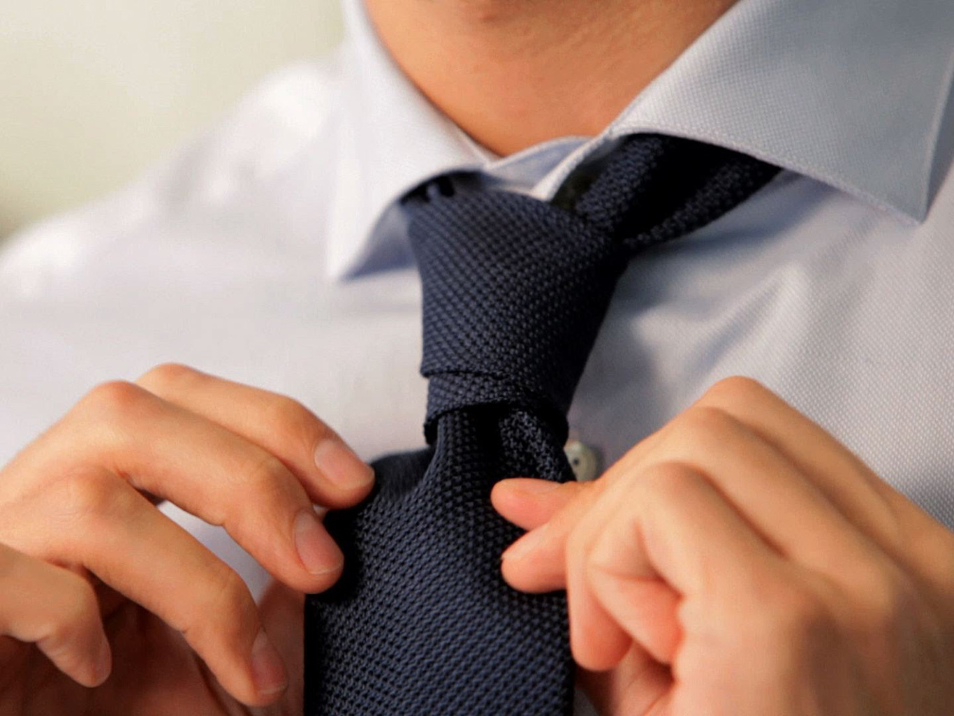 Завязывание галстука выездной мастер-класс