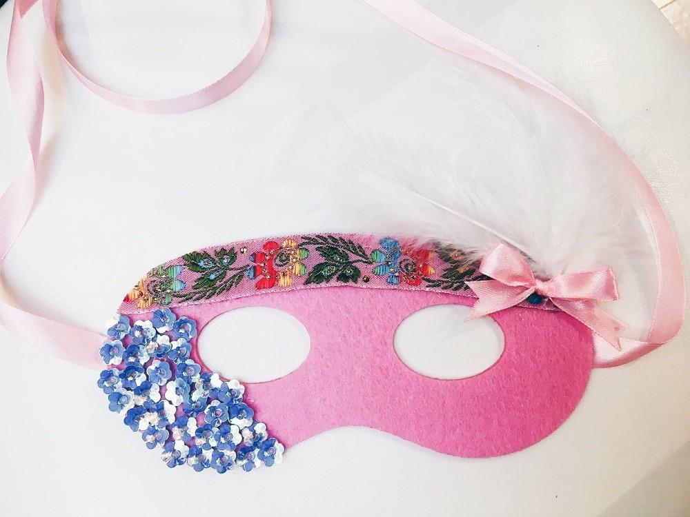 мастер-класс венецианские маски