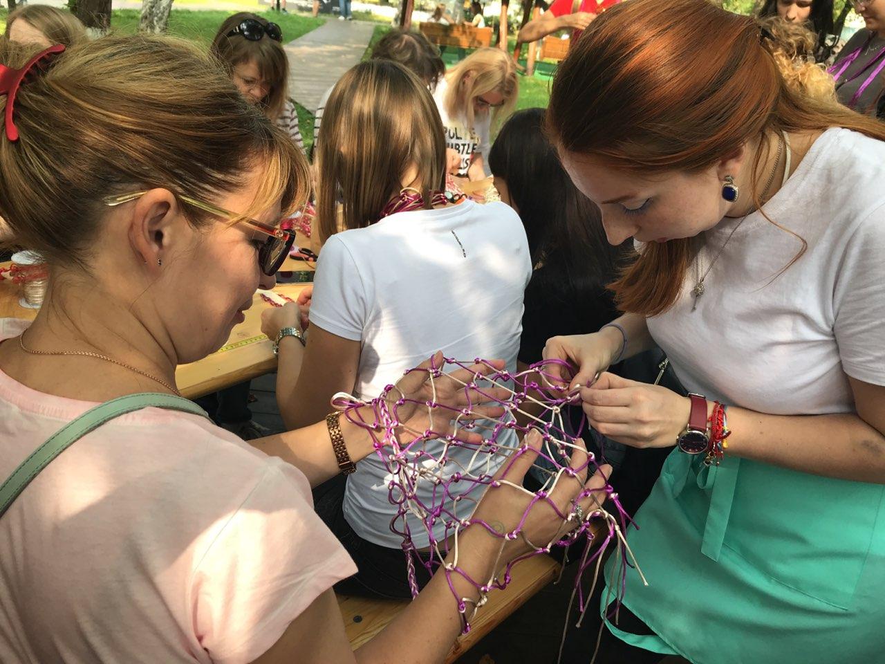 Плетение авосек мастер-класс