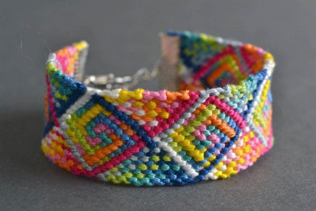 Плетение фенечек мастер-класс