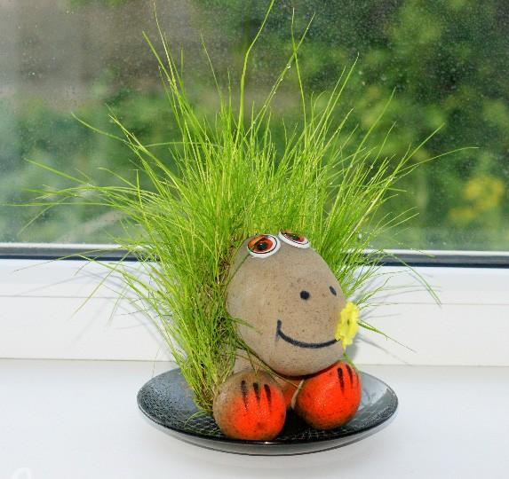 готовый травянчик