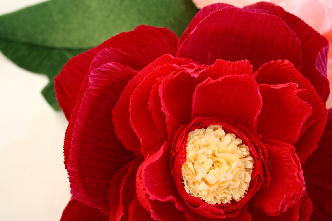 Шикарные цветы своими руками