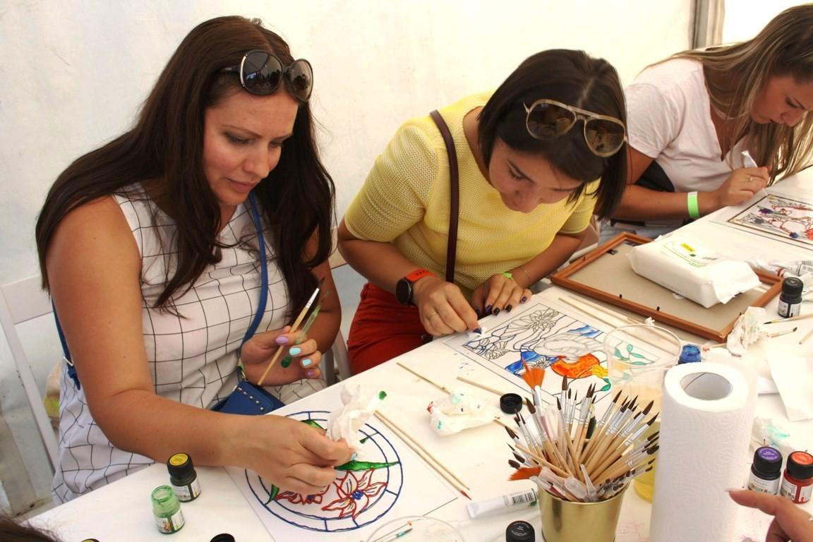 Творческий мастер-класс для женщин
