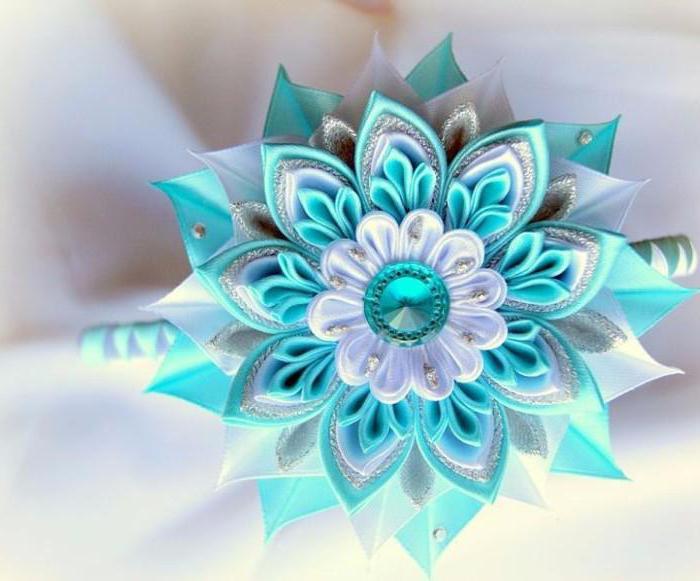 Канзаши цветок