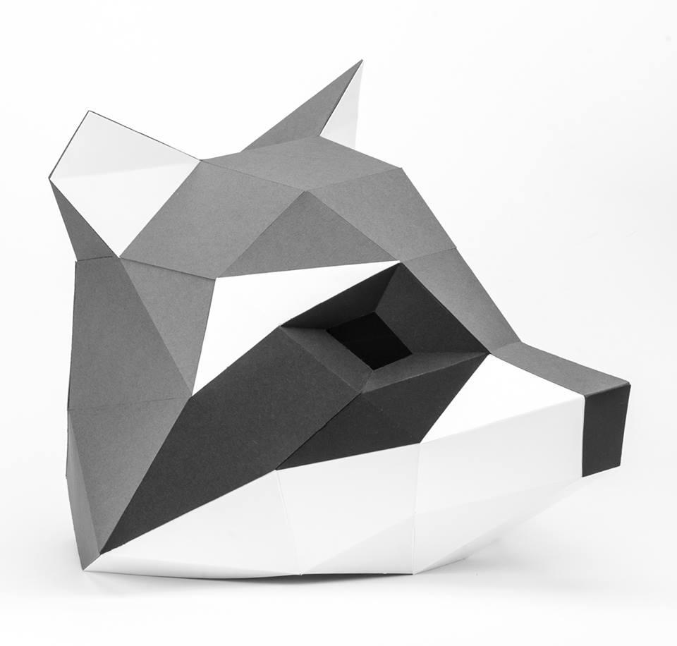 Мастер-класс по полигональным маскам