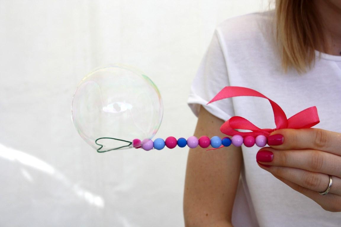 мыльные пузыри праздник