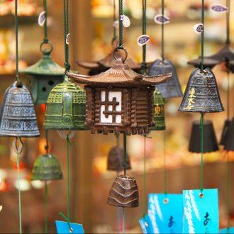 Японские колокольчики