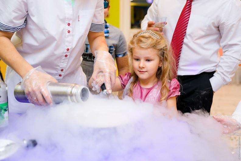 Мастер-класс по изготовлению крио-мороженого