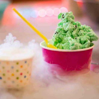 Азотное мороженое
