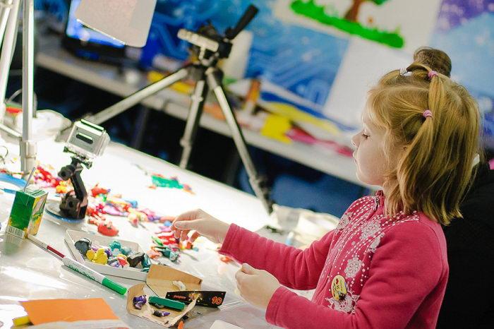 Мастер-класс по мультипликации для детей