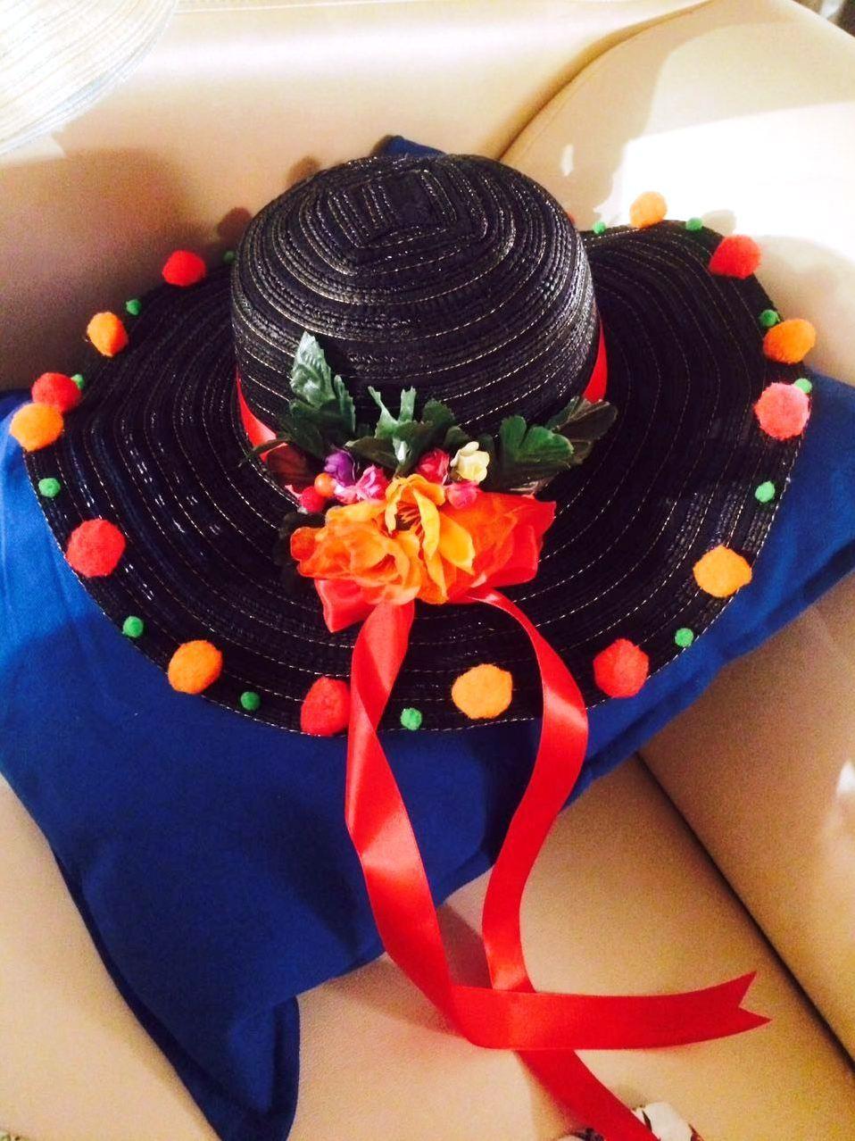 создание шляпы