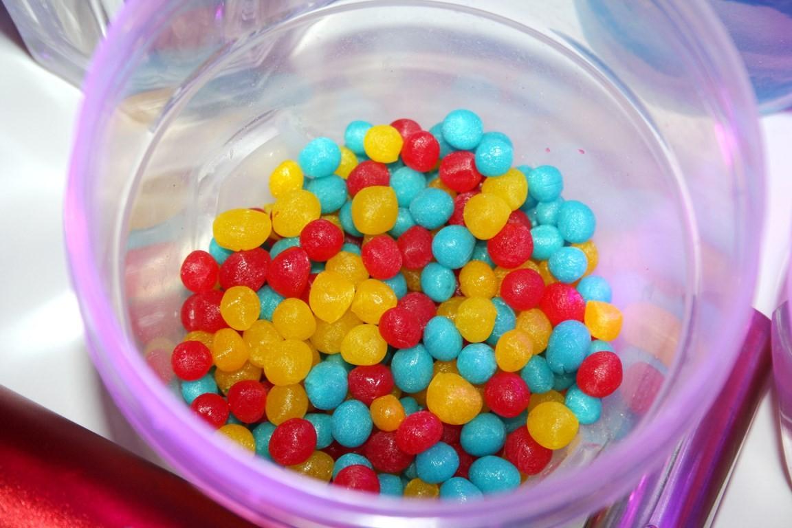 конфеты из карамели