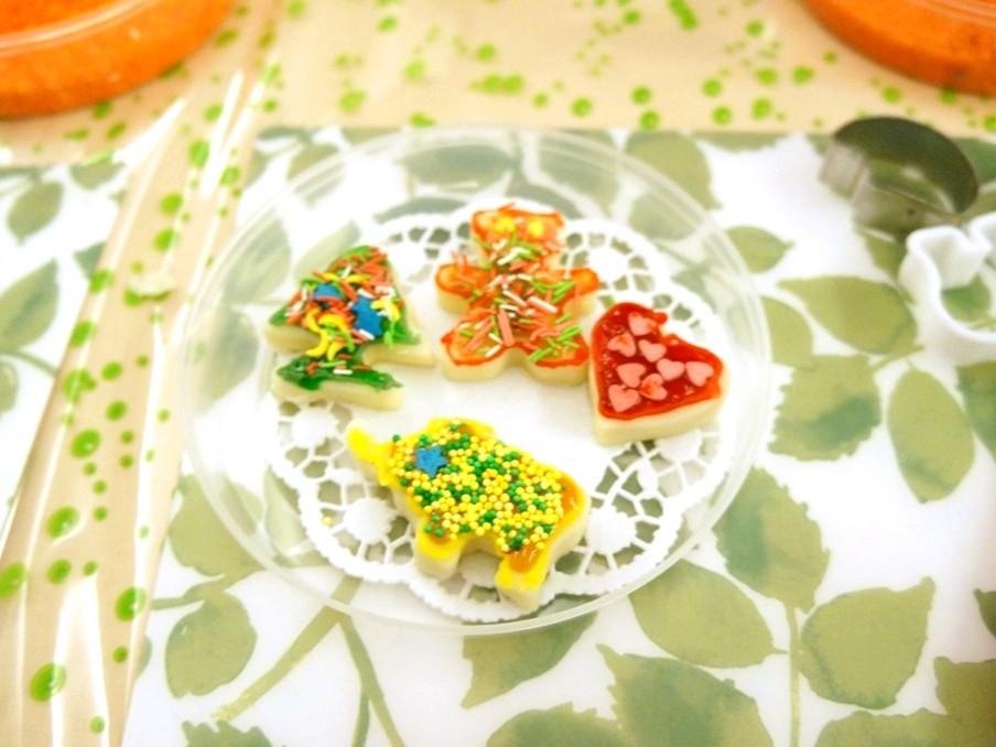 конфеты из марципана