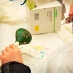 мастер-класс по росписи ложек